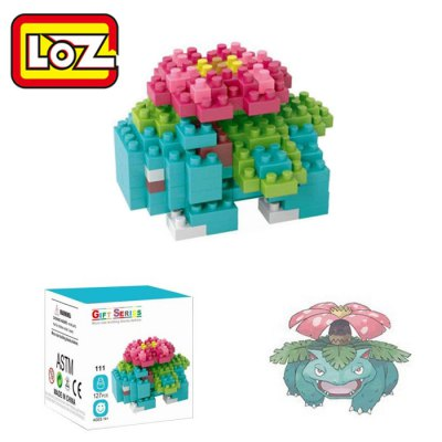 LOZ Cartoon Figure Building Block