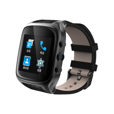 Ourtime X01S Android 5.1 1.54 inch 3G Smartwatch Phone