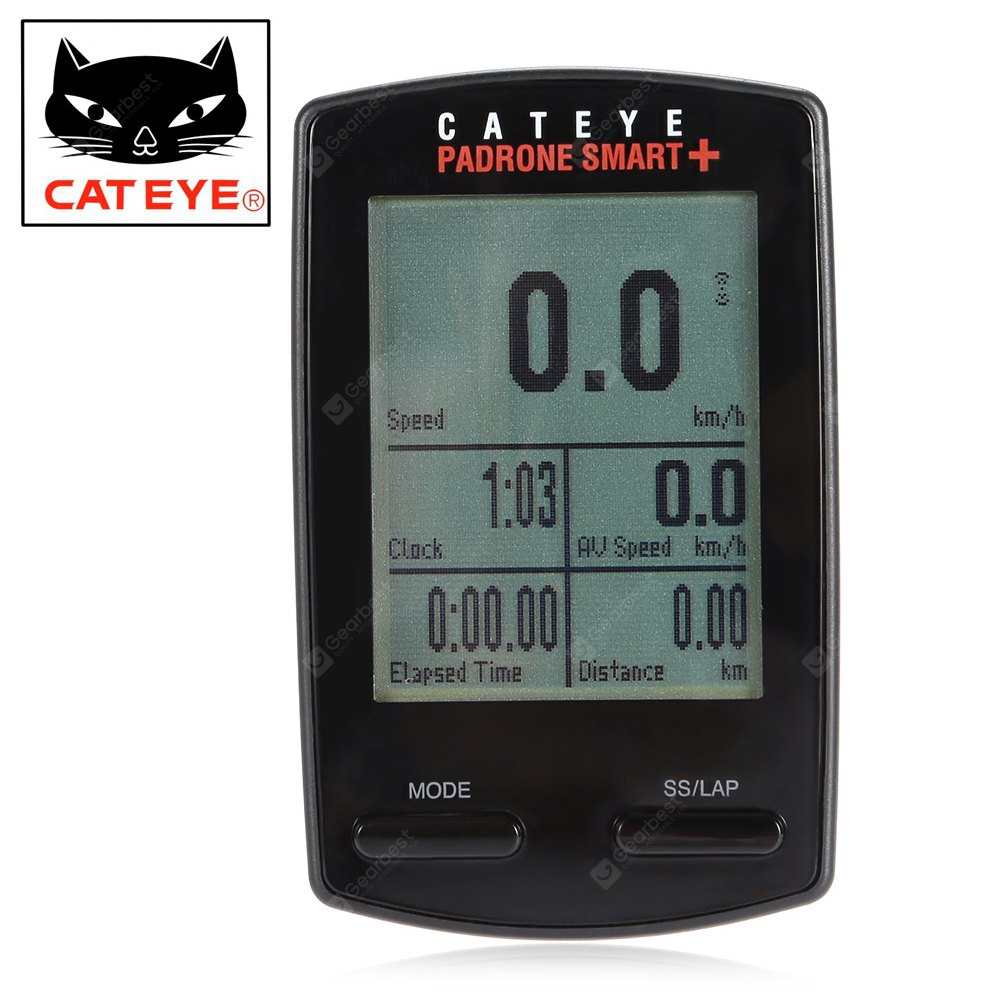 CATEYE Padrone Smart + CC SC100B Bike Computer