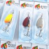 best 30pcs Fishing Bait Hard Lure with Barbed Hook / Sequin