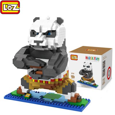 LOZ Cute Animal Feature Diamond Building Block
