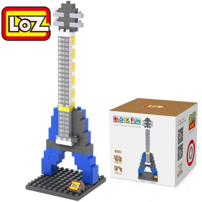 LOZ M - 9191 Block 120Pcs / Set