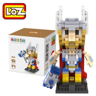L - 9448 The Avengers Thor Building Block Toy