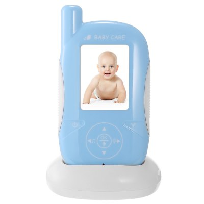 2.4G Digital Mini 2.4 inch LCD Color Video Baby Monitor