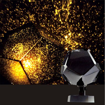 DECAKER DIY LED Night Light Projector Lamp Toy