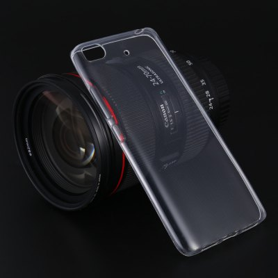 Transparent Phone Back Case Protector for Xiaomi 5S