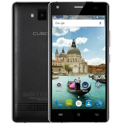 CUBOT Echo Android 6.0 5.0 inch 3G Smartphone