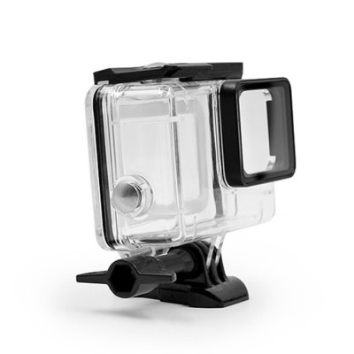 SMACO Waterproof Housing for GoPro Hero 5Action Cameras &amp; Sport DV Accessories<br>SMACO Waterproof Housing for GoPro Hero 5<br><br>Accessory type: Protective Cases/Housing<br>Apply to Brand: Gopro<br>Brand: SMACO<br>Compatible with: GoPro Hero 5<br>For Activity: Wakeboarding, Dive, Boating<br>Material: Acrylic<br>Package Contents: 1 x Waterproof Housing<br>Package size (L x W x H): 10.00 x 6.00 x 10.50 cm / 3.94 x 2.36 x 4.13 inches<br>Package weight: 0.141 kg<br>Product size (L x W x H): 8.00 x 4.50 x 8.50 cm / 3.15 x 1.77 x 3.35 inches<br>Product weight: 0.093 kg<br>Waterproof: Yes