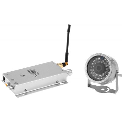 1.2G Wireless IP Camera Kit with Radio Receiver