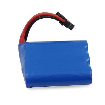 9.6V 700mAh Lithium-ion Battery with XH - 6P PlugRC Car Parts<br>9.6V 700mAh Lithium-ion Battery with XH - 6P Plug<br><br>Package Contents: 1 x Battery<br>Package size (L x W x H): 9.20 x 6.80 x 3.00 cm / 3.62 x 2.68 x 1.18 inches<br>Package weight: 0.075 kg<br>Product size (L x W x H): 5.60 x 4.50 x 2.00 cm / 2.2 x 1.77 x 0.79 inches<br>Product weight: 0.020 kg<br>Type: Battery