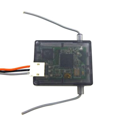REDCON R601X 2.4G 20CH Receiver with CaseRadios &amp; Receiver<br>REDCON R601X 2.4G 20CH Receiver with Case<br><br>Brand: REDCON<br>Package Contents: 1 x Receiver, 1 x Bind Plug<br>Package size (L x W x H): 4.00 x 3.00 x 2.00 cm / 1.57 x 1.18 x 0.79 inches<br>Package weight: 0.030 kg<br>Product size (L x W x H): 2.50 x 2.30 x 0.90 cm / 0.98 x 0.91 x 0.35 inches<br>Product weight: 0.001 kg<br>Protocol: DSM2/DSMX<br>Type: Receiver