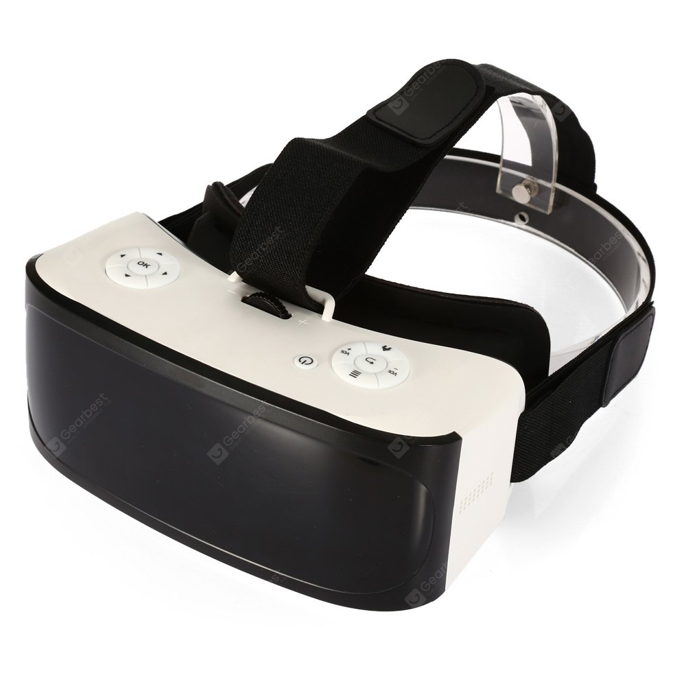 T102 5 5 inch 1080P Mobile Virtual Reality Glasses
