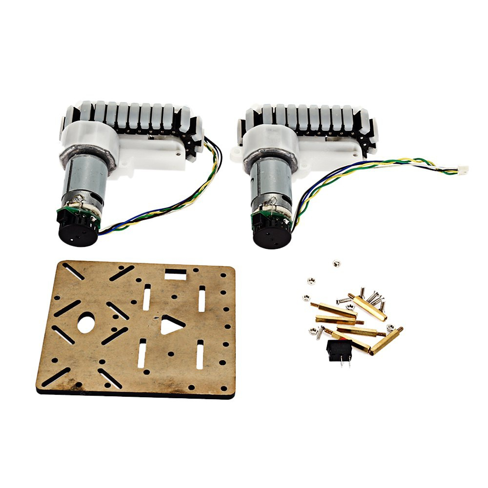 Tracked Chassis Kit for Robot