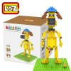 LOZ 190Pcs L - 9478 Shaun the Sheep Bitzer Building Block Toy for Enhancing Social Cooperation Ability