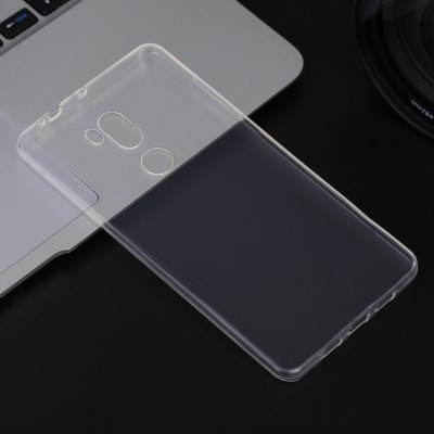 Transparent Phone Back Case Protector for Xiaomi 5S Plus