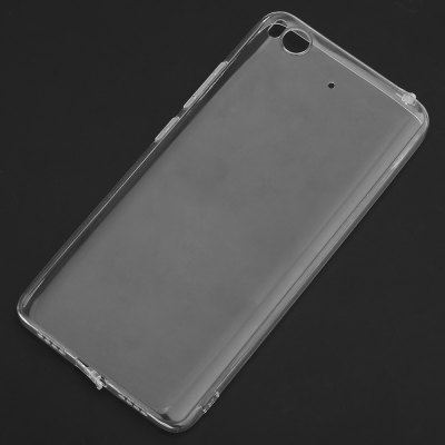 ASLING Transparent Phone Back Case Protector for Xiaomi 5S