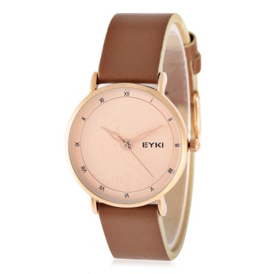EYKI 1058 Fashion Lady Quartz Watch