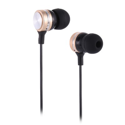 JBMMJ X9 Music In-ear EarphoneEarbud Headphones<br>JBMMJ X9 Music In-ear Earphone<br><br>Application: Portable Media Player, Mobile phone, Computer<br>Brand: JBMMJ<br>Cable Length (m): 1.2m<br>Color: Black,Blue,Gold,Pink<br>Compatible with: Computer<br>Connecting interface: 3.5mm<br>Connectivity: Wired<br>Driver unit: 13mm<br>Function: Microphone<br>Impedance: 16ohms<br>Language: No<br>Material: ABS<br>Model: X9<br>Package Contents: 1 x JBMMJ X9 Music In-ear Earphone, 6 x Ear Cap, 1 x Clip<br>Package size (L x W x H): 16.00 x 9.00 x 1.50 cm / 6.3 x 3.54 x 0.59 inches<br>Package weight: 0.126 kg<br>Plug Type: 3.5mm<br>Product weight: 0.014 kg<br>Sensitivity: 118dB