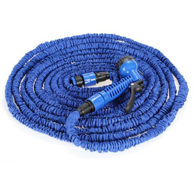 3 Times 7.5m Cars-washing / Plants-watering Expandable HoseOther Camping Gadgets<br>3 Times 7.5m Cars-washing / Plants-watering Expandable Hose<br><br>Color: Blue,Green<br>Package Contents: 1 x Hose, 1 x English User Manual<br>Package Size(L x W x H): 26.00 x 26.00 x 8.00 cm / 10.24 x 10.24 x 3.15 inches<br>Package weight: 0.645 kg<br>Product Size  ( L x W x H ): 750.00 x 14.00 x 5.00 cm / 295.28 x 5.51 x 1.97 inches<br>Product weight: 0.600 kg