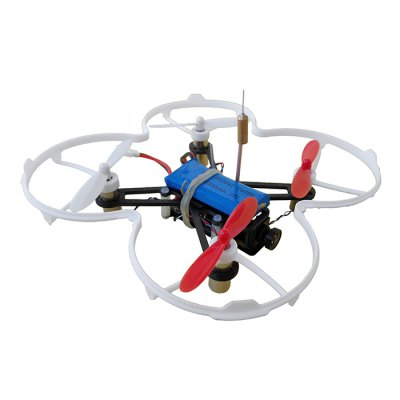E - 90X 90mm Mini Indoor FPV Racing Drone - RTFMicro Brushed Racer<br>E - 90X 90mm Mini Indoor FPV Racing Drone - RTF<br><br>Package Contents: 1 x E - 90X Racing Drone ( with Battery ), 1 x Walkera Devo 7E Transmitter<br>Package size (L x W x H): 52.00 x 30.00 x 15.00 cm / 20.47 x 11.81 x 5.91 inches<br>Package weight: 1.030 kg<br>Product size (L x W x H): 13.00 x 13.00 x 2.50 cm / 5.12 x 5.12 x 0.98 inches<br>Product weight: 0.052 kg<br>Type: Frame Kit<br>Version: RTF