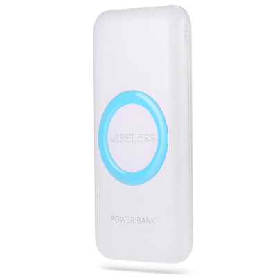 MW - WP200 12000mAh Portable Power Bank Wireless Charger