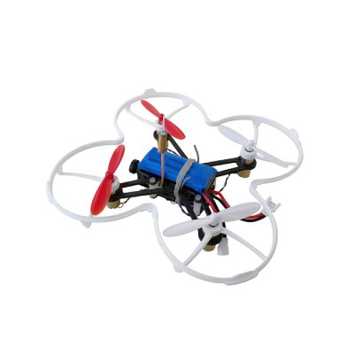E - 90X 90mm Mini Indoor FPV Racing Drone - PNPMicro Brushed Racer<br>E - 90X 90mm Mini Indoor FPV Racing Drone - PNP<br><br>Package Contents: 1 x E - 90X Racing Drone ( with Battery )<br>Package size (L x W x H): 25.00 x 18.00 x 7.00 cm / 9.84 x 7.09 x 2.76 inches<br>Package weight: 0.180 kg<br>Product size (L x W x H): 13.00 x 13.00 x 2.50 cm / 5.12 x 5.12 x 0.98 inches<br>Product weight: 0.052 kg<br>Type: Frame Kit<br>Version: PNP