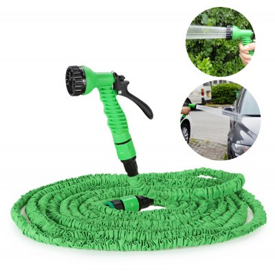 3 Times 7.5m Cars-washing / Plants-watering Expandable Hose