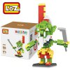 LOZ L - 9493 Warcraft Blade Master Building Block 270Pcs Educational Toy for Cooperative Ability