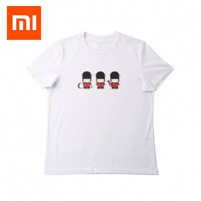 Original Xiaomi Sports Short Sleeves T-shirt