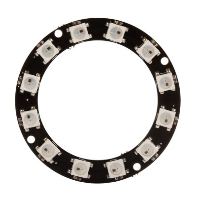 LDTR - Y00012 WS2812B 5050 LED Smart RGB Ring
