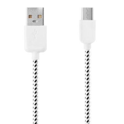 1m Type-C USB 2.0 Data Sync Charging Cable