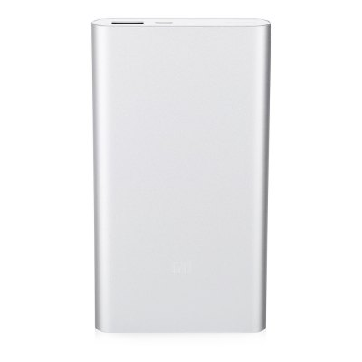 Original Xiaomi Ultra-thin 10000mAh Mobile Power Bank 2