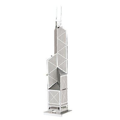 ZOYO Bank of China Tower Model Puzzle