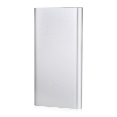 Original Xiaomi Ultra-thin 10000mAh Mobile Power Bank 2Power Banks<br>Original Xiaomi Ultra-thin 10000mAh Mobile Power Bank 2<br><br>Battery Type: Li-Polymer Battery<br>Brand: Xiaomi<br>Capacity (mAh): 10000mAh<br>Capacity Range: 7500-10000mAh<br>Color: Black,Silver<br>Connection Type: Micro USB Interface, One USB Output Interface<br>Input: 5.0V 2.0A, 9V / 12V 18W<br>Material: Aluminium Alloy<br>Output: 5.1V 2.4A, 9V / 12V 15W ( max )<br>Package Contents: 1 x Mobile Power Bank, 1 x USB Cable<br>Package size (L x W x H): 18.00 x 12.00 x 3.00 cm / 7.09 x 4.72 x 1.18 inches<br>Package weight: 0.320 kg<br>Product size (L x W x H): 13.00 x 7.10 x 1.41 cm / 5.12 x 2.8 x 0.56 inches<br>Product weight: 0.215 kg<br>Type: Backup Power Banks