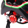 Ferrari FAH55 Sports Helmet with Goggles photo