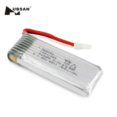 Remote Control Quadcopter Spare Parts 3.7V 520mAh 25C Battery for Hubsan H107P