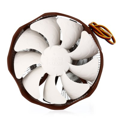 PCCOOLER E121 CPU Cooling Fan