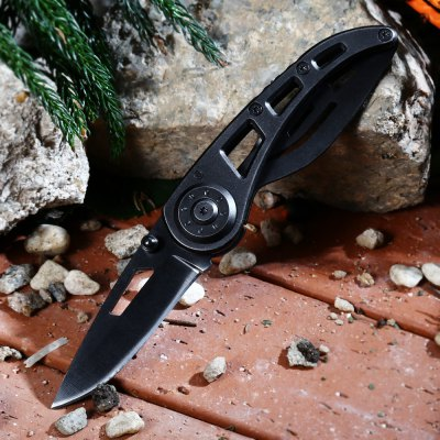 PA38 Folding Knife with Survival Blades