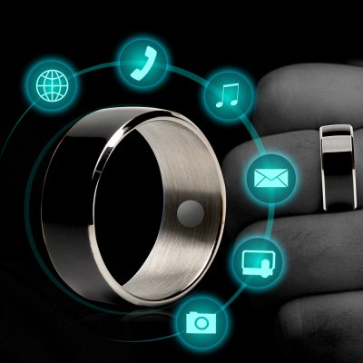 JAKCOM R3 Smart Ring Inductive SwitchHome Appliances<br>JAKCOM R3 Smart Ring Inductive Switch<br><br>Color: Black<br>For: Adults, Men, Teenagers, Women<br>Material: Others<br>Occasion: Home, Outdoor<br>Package Contents: 1 x JAKCOM Smart Ring<br>Package size (L x W x H): 5.70 x 5.70 x 4.50 cm / 2.24 x 2.24 x 1.77 inches<br>Package weight: 0.047 kg<br>Product size (L x W x H): 2.10 x 2.10 x 2.10 cm / 0.83 x 0.83 x 0.83 inches<br>Product weight: 0.010 kg<br>Type: Practical