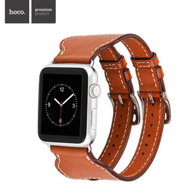 HOCO Genuine Leather Watch Band for Apple Watch 42mm