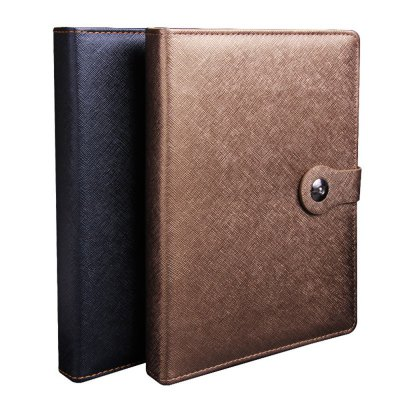 BK - A5 Creative Business Note BookNotebooks &amp; Pads<br>BK - A5 Creative Business Note Book<br><br>Package Contents: 1 x BK - A5 Note Book<br>Package size (L x W x H): 23.40 x 17.69 x 1.10 cm / 9.21 x 6.96 x 0.43 inches<br>Package weight: 0.532 kg<br>Product weight: 0.510 kg<br>Working Type: Offline