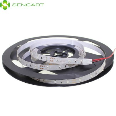 5 Meters x 60 SMD - 2835 LEDs 1500LM Cuttable Adhesive Green LED Light Strip ( 30W DC 12V )LED Strips<br>5 Meters x 60 SMD - 2835 LEDs 1500LM Cuttable Adhesive Green LED Light Strip ( 30W DC 12V )<br><br>Actual Lumens: 1500LM<br>Brand: Sencart<br>Chip Brand: Epistar<br>Connector Type: Wired<br>Features: Cuttable, Low Power Consumption<br>Input Voltage: DC12<br>Material: FPC<br>Number of LEDs: 300<br>Optional Light Color: Blue,Green,Pink,Red,RGB,Warm White,White,Yellow<br>Package Contents: 1 x LED Light Strip<br>Package size (L x W x H): 8.00 x 6.00 x 3.00 cm / 3.15 x 2.36 x 1.18 inches<br>Package weight: 0.0830 kg<br>Product size (L x W x H): 500.00 x 0.80 x 0.30 cm / 196.85 x 0.31 x 0.12 inches<br>Product weight: 0.0200 kg<br>Theoretical Lumens: 1800LM<br>Type: LED Strip