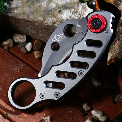 Frame Lock Folding Claw Knife 3Cr13Mov Stainless Steel BladePocket Knives and Folding Knives<br>Frame Lock Folding Claw Knife 3Cr13Mov Stainless Steel Blade<br><br>Blade Length: 6.2cm<br>Blade Length Range: 5cm-10cm<br>Blade Material: 3Cr13Mov stainless steel<br>Blade Width : 3cm<br>Clip Length: 6.2cm<br>For: Home use, Hiking, Camping, Adventure<br>Handle Material: Stainless steel<br>Lock Type: Frame Lock<br>Package Contents: 1 x Folding Claw Knife<br>Package size (L x W x H): 12.00 x 5.00 x 2.00 cm / 4.72 x 1.97 x 0.79 inches<br>Package weight: 0.163 kg<br>Product size (L x W x H): 16.50 x 3.00 x 1.50 cm / 6.5 x 1.18 x 0.59 inches<br>Product weight: 0.122 kg<br>Unfold Length: 16.5cm