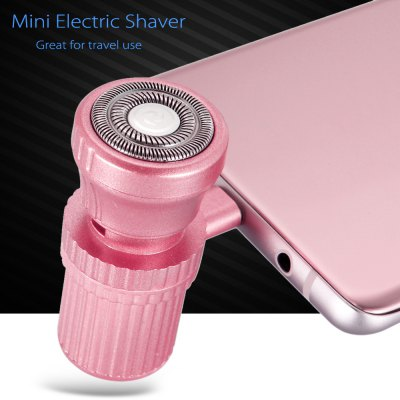 Hat - Prince Mini Portable Electric Shaver 8Pin Connector
