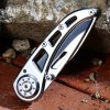 PA38 Frame Lock Folding Knife 3Cr13Mov Stainless Steel Blade deal
