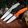 best Liner Lock Folding Knife with G10 Handle
