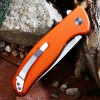 Liner Lock Folding Knife with G10 Handle deal