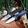 best Liner Lock Folding Knife with 7Cr17Mov Stainless Steel Blade