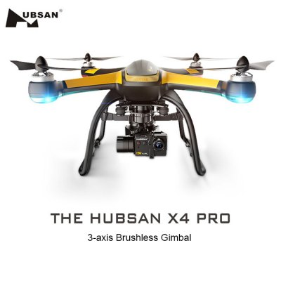 Hubsan H109S X4 PRO 5.8G FPV 1080P HD Camera RC Quadcopter