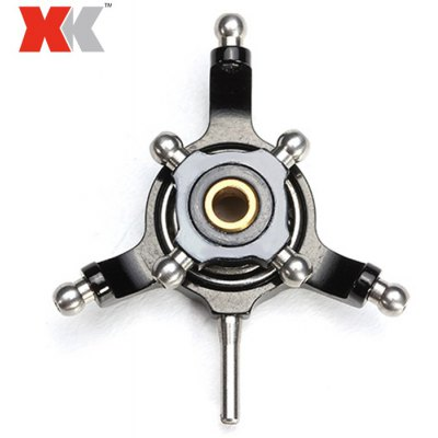 Extra Spare Metal Swashplate for XK K124 Remote Control Helicopter